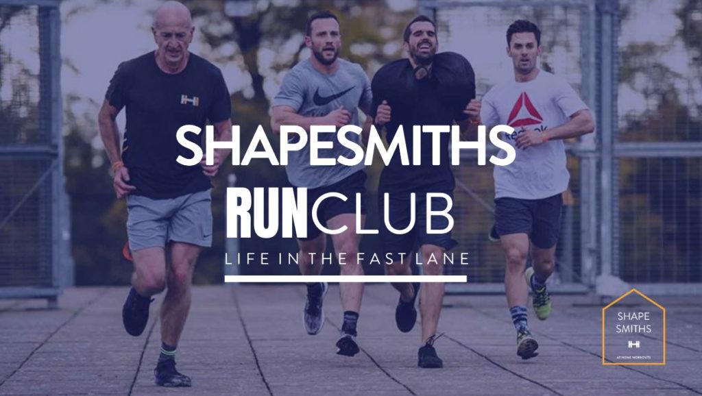 Shapesmiths Run Club