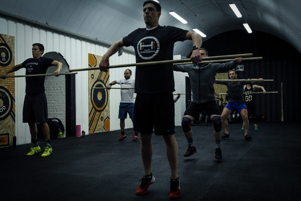 NO KIT Online Olympic Lifting Class