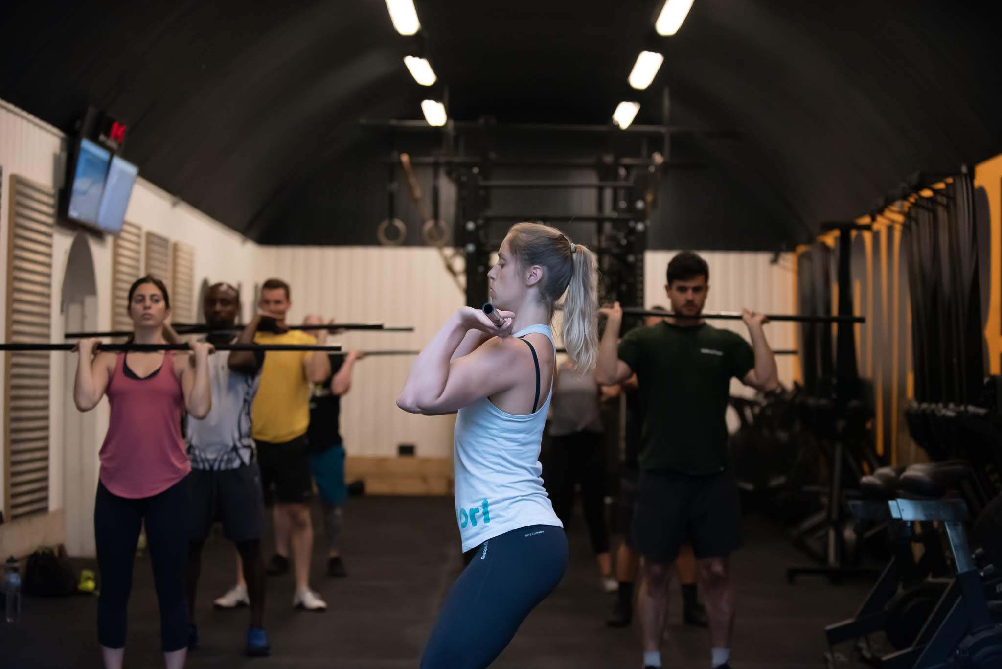 Becoming a CrossFit® coach: some advice.